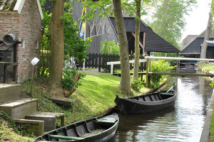 Varen in Giethoorn arrangement 2018